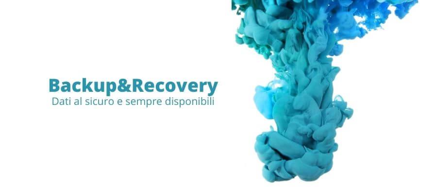 backup e recovery