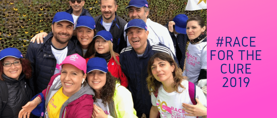 Race for the Cure 2019: grazie a tutti!