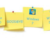 Fine supporto Windows7