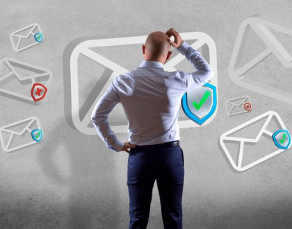 mail sicurezza informatica
