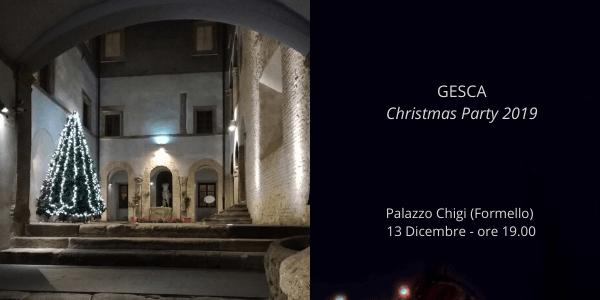 Gesca Natale 2019