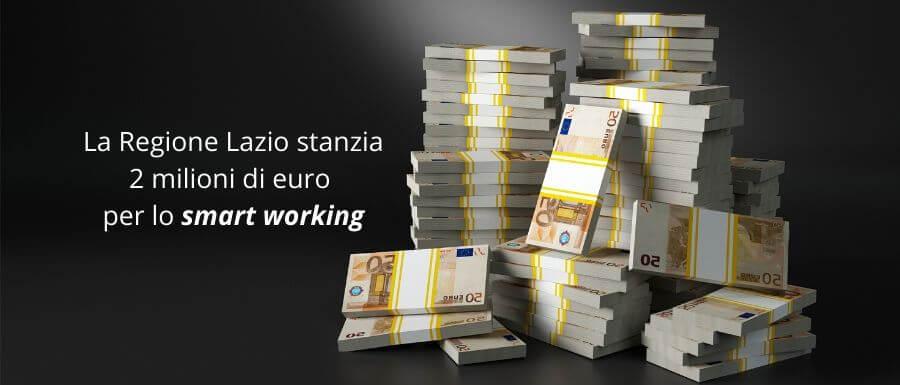 finanziamenti smart working