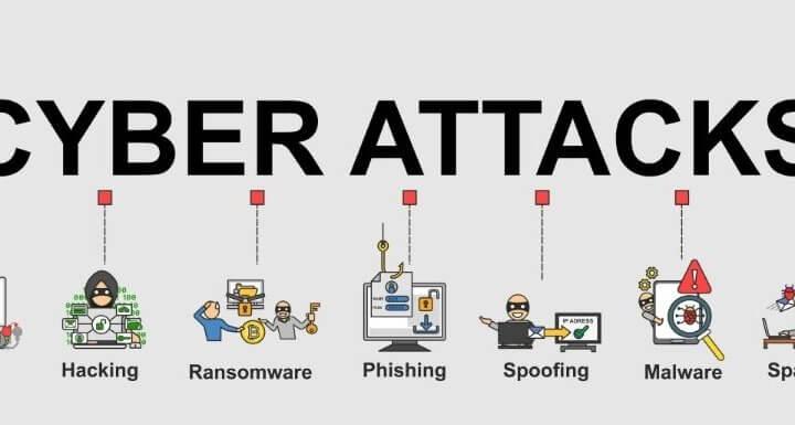 sicurezza cyber attacks